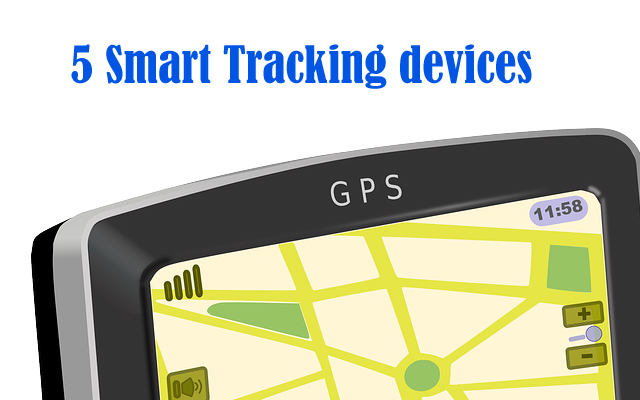 5 Smart Tracking devices