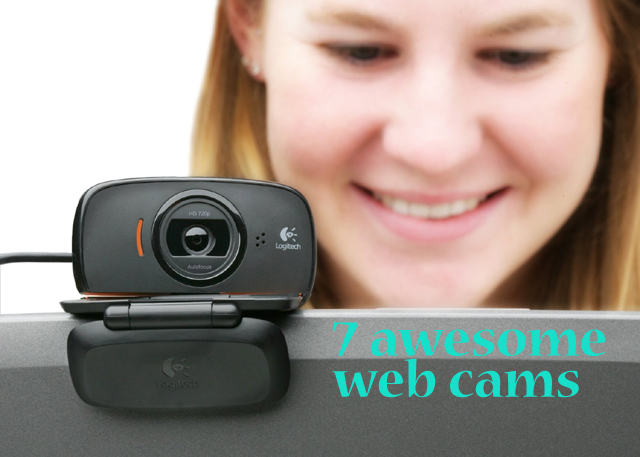 7 awesome web cams