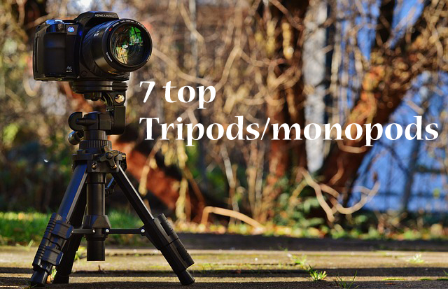 7 top Tripods-monopods