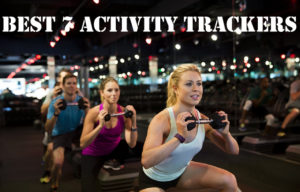 Best 7 activity trackers