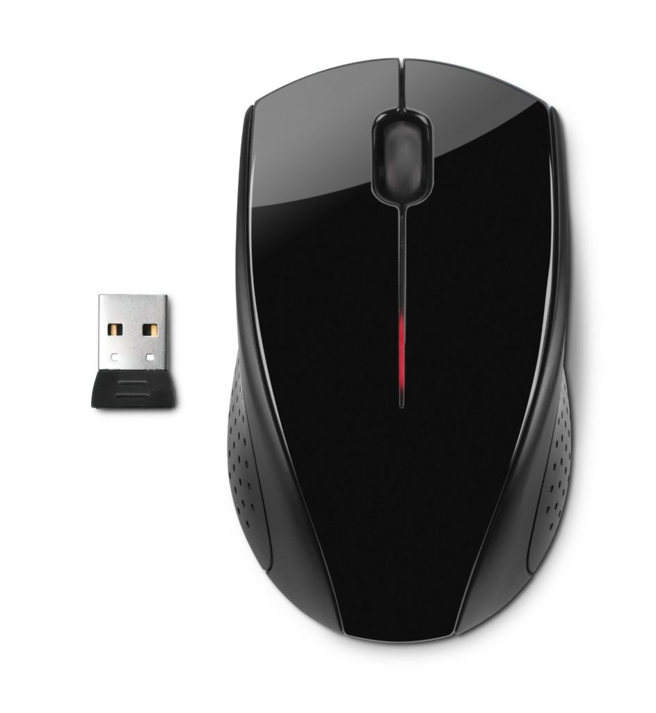 HP x3000 Wireless Mouse (H2C22AA#ABL)