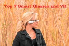 Top 7 Smart Glasses and VR
