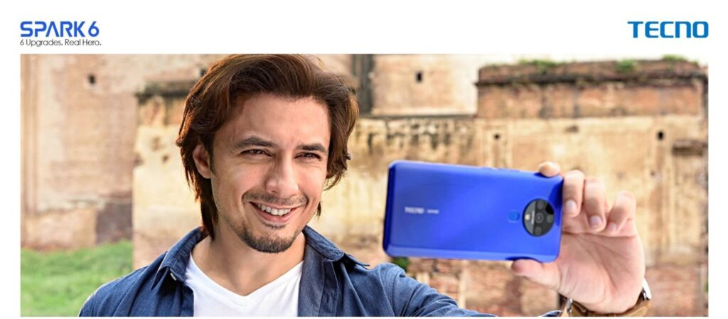 show the tecno spark go 2020 become a popular in the world
