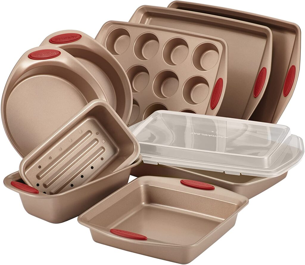 Cucina Nonstick Bakeware Kitchen Gadgets Set