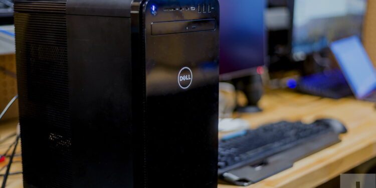 Dell xps 8900