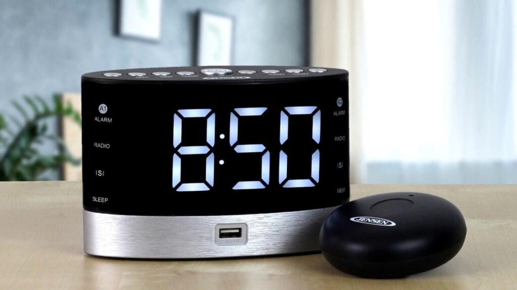 fully dimmable alarm clocks